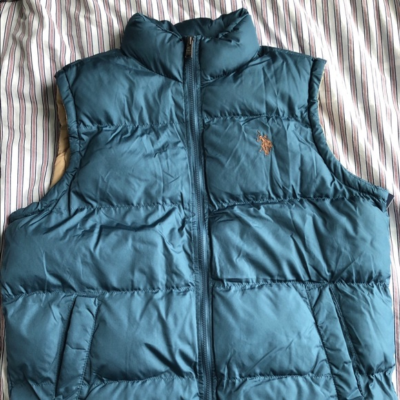 U.S. Polo Assn. Other - VINTAGE POLO VEST | RARE COLORWAY